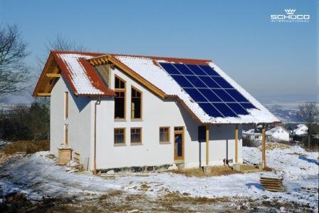 Fotovoltaika shema